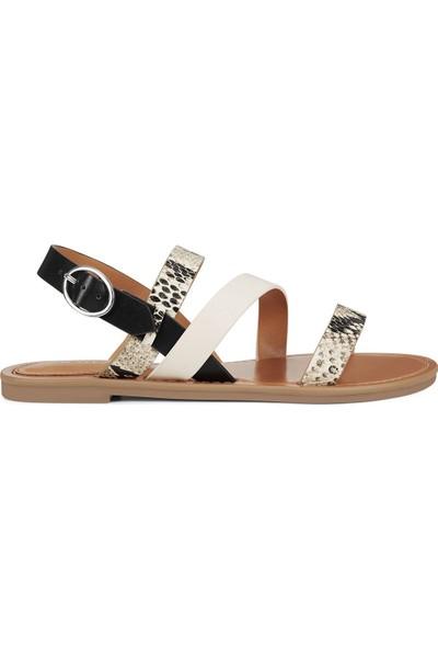 Nine West Cloıe3 Taba Kadın Sandalet