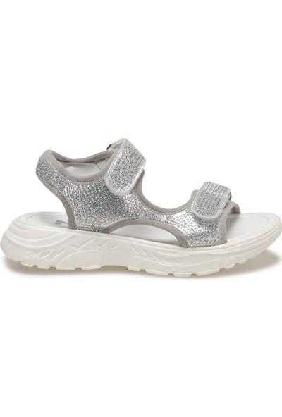 Seventeen Desi Gümüş Kız Çocuk Sandalet