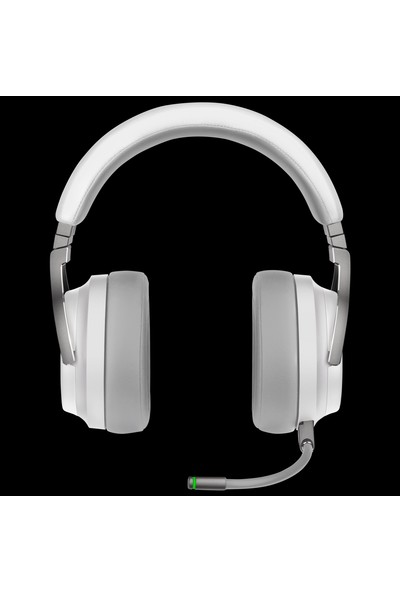 Corsair Virtuoso RGB Beyaz Kablosuz Oyuncu Kulaklık CA-9011186-EU