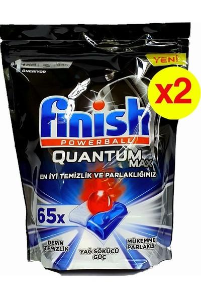 Finish Quantum Max 65 x 2 - 130 Tablet