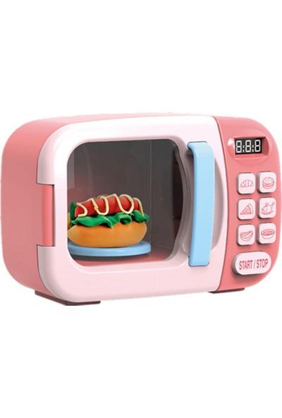 Yukka Mikrodalga Fırın Mutfak Oyuncağı