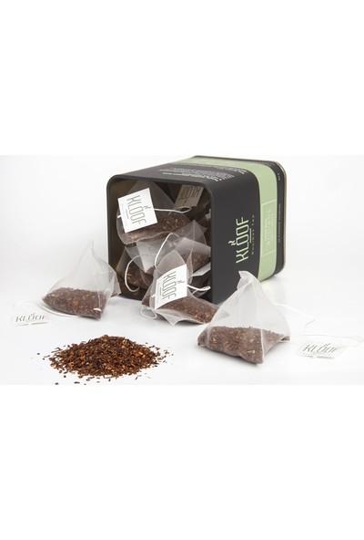Kloof Rooibos Tea Plain Rooibos Tea - Roybos Çayı 20'li Biodegradable Piramit Poşet 60 gr