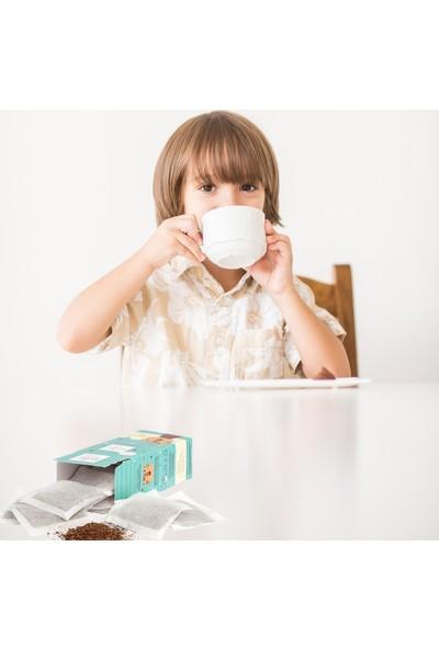 Kloof Rooibos Tea Kloof Kids Banana Choc Rooibos Tea - Muzlu ve Çikolatalı Roybos Çayı 50 gr 20'li Demlik Poşeti
