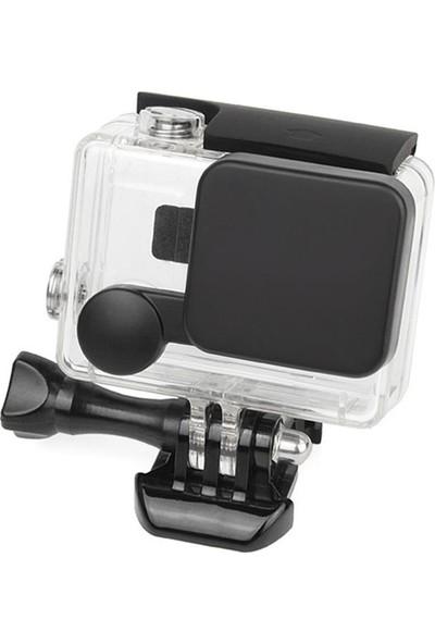 Kingma Gopro Hero 3+ 4 Uyumlu Lens Koruma Kapağı Seti