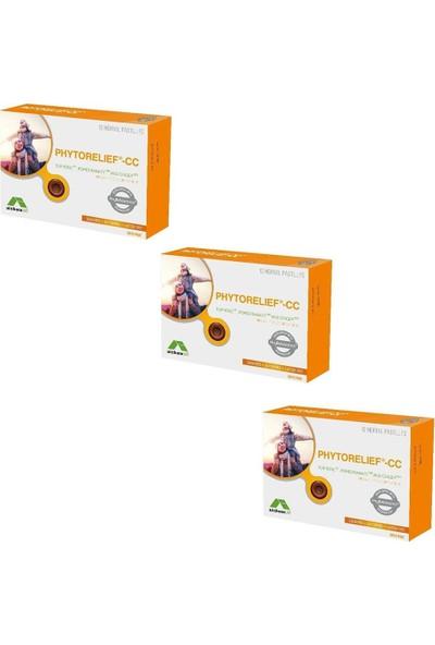 Phytorelief CC 12 Pastil x 3 Kutu