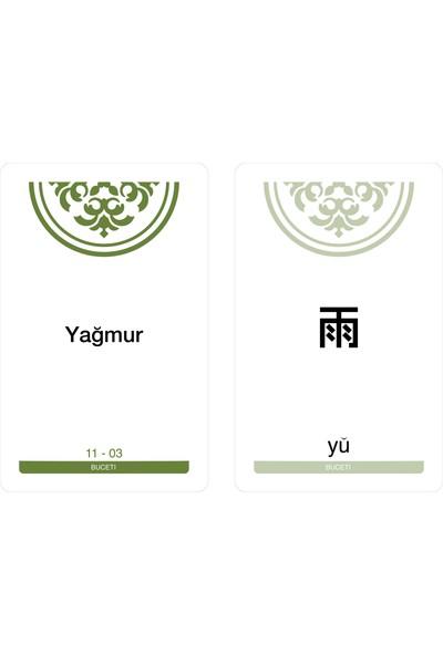Buceti Çince Dil - Kelime Kartı Hsk 4