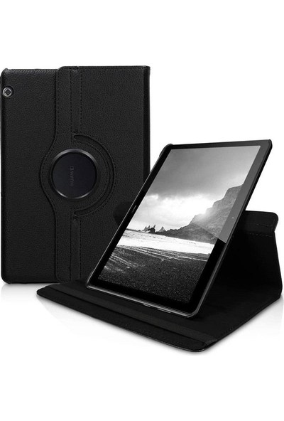 """Engo Huawei MediaPad T5 10.1"""" Kılıf 360 Derece Korumalı Tablet Kılıfı"""