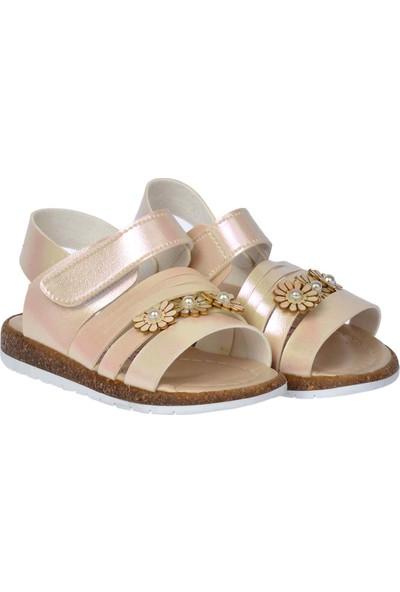 Kiko Şb 2282-90 Kız Çocuk Bebe Sandalet