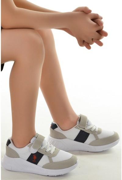 U.s. Polo Assn Impish Günlük Kız/Erkek Çocuk Spor Ayakkabı