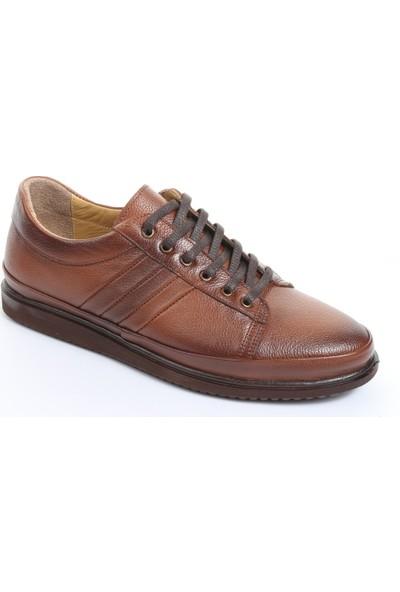 Golden Mountain 0618 Erkek Günlük Deri Anatomik Ayakkabı