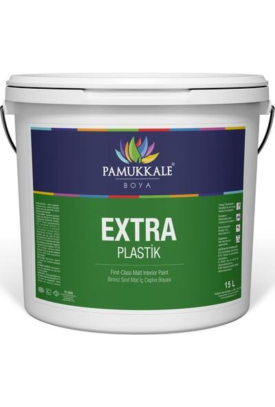 Pamukkale Extra Plastik İç Cephe Duvar Boyası 2,5 lt Asil Lila