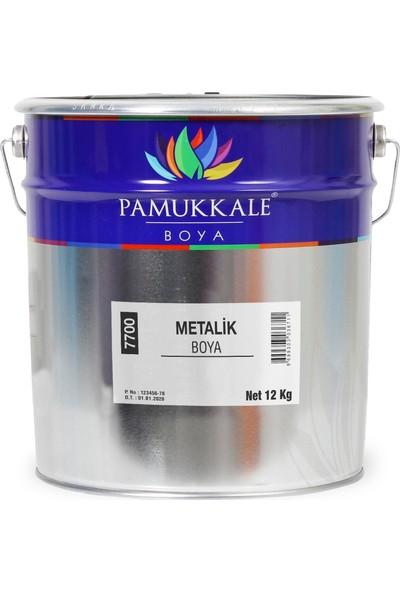 Pamukkale Metalik Efekt Boya 12 kg Altın