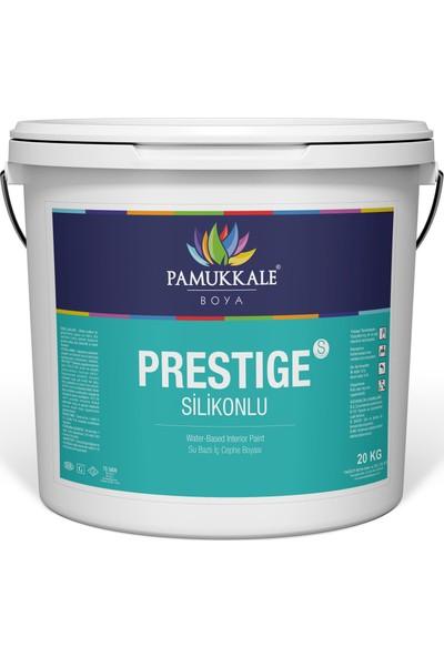 Pamukkale Prestige Silikonlu İç Cephe Boyası 20 kg Beyaz