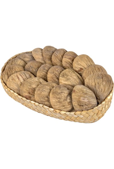 Youtopia Kuru İncir Oval Hasır Kutu 500 gr