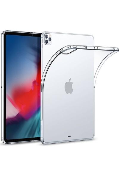 """Gpack Apple iPad Pro 11 2020 Kılıf 11"""" Silikon Şeffaf"""