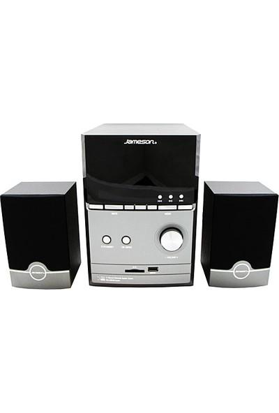 JSM-350BT 2+1 Ses Sistemi USB + Sd + Fm + Bluetooth Hoparkör Speaker