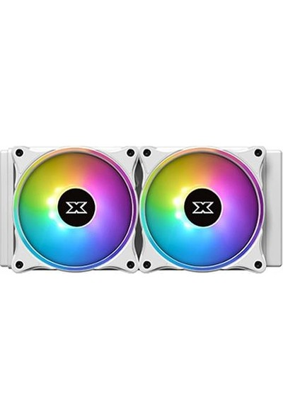 Xigmatek EN44337 Aurora Arctic 240 Intel/AMD 2 x AT120 İşlemci Soğutucu