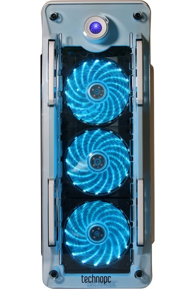 Technopc Quantum X70 AMD Ryzen 5 3600 16GB 480GB SSD RTX2070 Masaüstü Bilgisayar