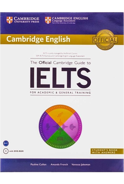 Cambridge University Press The Official Cambridge Guide To Ielts