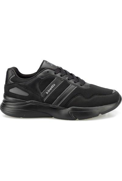 Kinetix Santa Mesh M Siyah Erkek Sneaker Ayakkabı