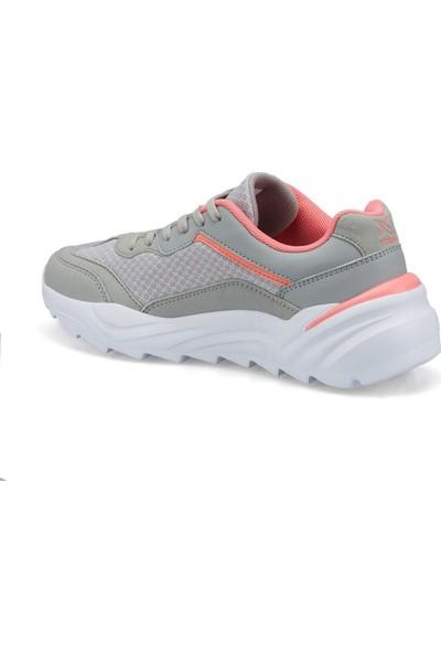Kinetix Veda Mesh W Gri Kadın Sneaker Ayakkabı
