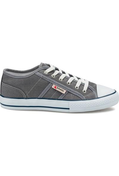 Kinetix Marlon Gri Erkek Sneaker
