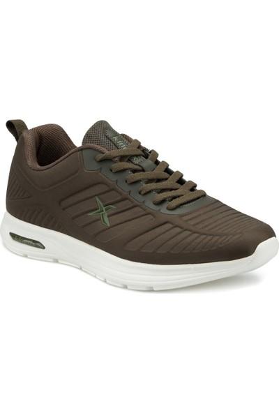 Kinetix Evor Haki Erkek Koşu Ayakkabısı