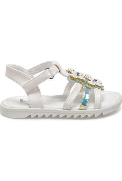 Seventeen Mıa Beyaz Kız Çocuk Sandalet