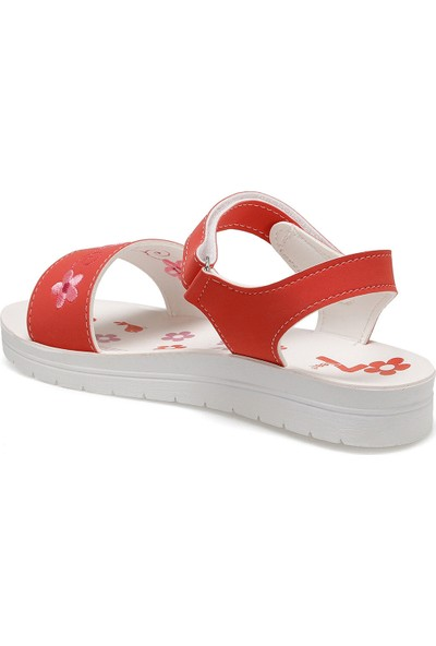 Seventeen Shelly Nar Çiçeği Kız Çocuk Sandalet
