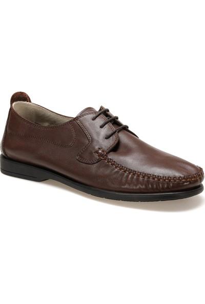 Flogart G-171 Kahverengi Erkek Klasik Ayakkabı