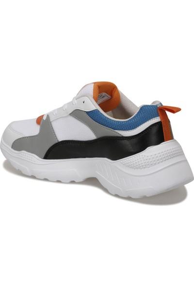 Torex Fredo Beyaz Erkek Spor Ayakkabı