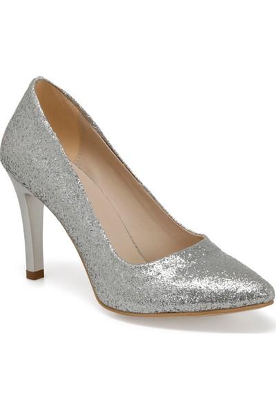 Butigo Stefano Gümüş Kadın Gova Ayakkabı
