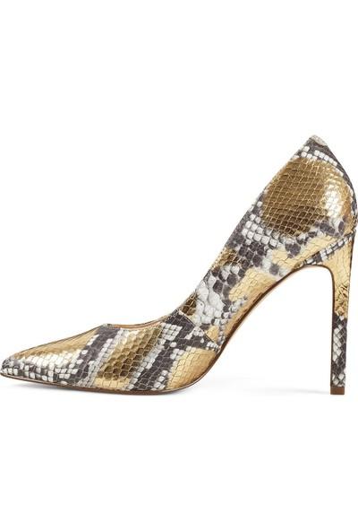 Nine West Tatıana Altın Kadın Gova Ayakkabı