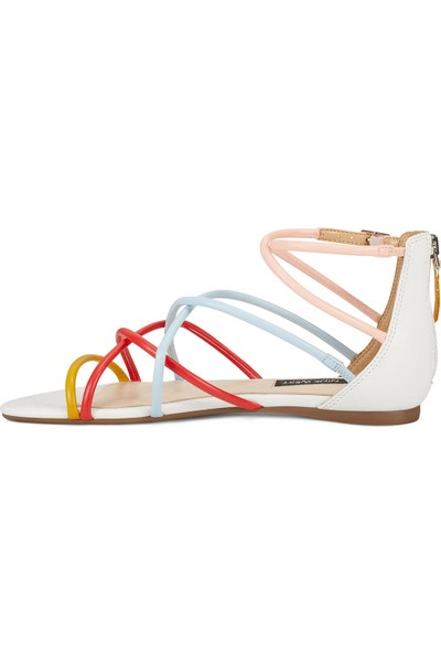 Nine West Whısper3 Çok Renkli Kadın Sandalet