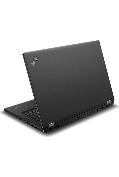 "Lenovo MWS P73 Intel Core i7 9750H 16GB 512GB SSD Quadro Quadro T2000 Windows 10 Pro 17.3"" FHD Taşınabilir Bilgisayar 20QR003MTX"