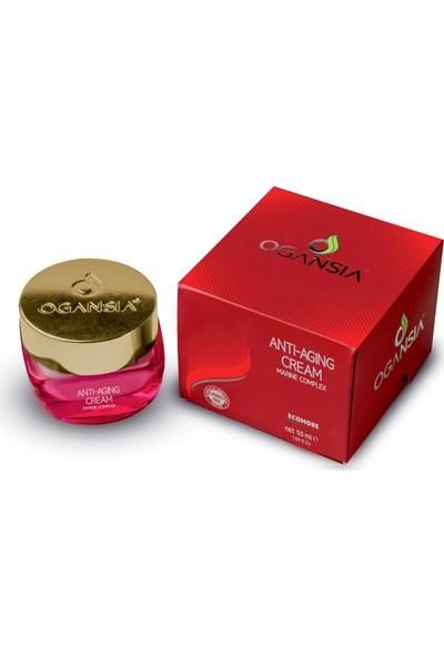 Ogansia Anti Aging Yüz Kremi 50 ml