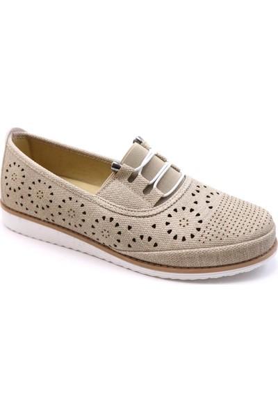 Wanetti 178 Ortapedik Vizon Günlük Kadın Ayakkabı
