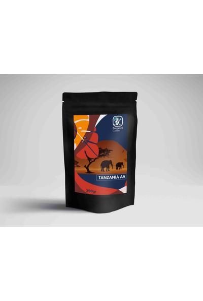 Bongardi Coffee Tanzanya Yöresel Filtre Kahve 200 gr Öğütülmüş