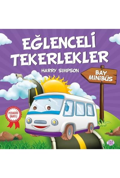 Eğlenceli Tekerlekler – Bay Minibüs - Harry Simpson