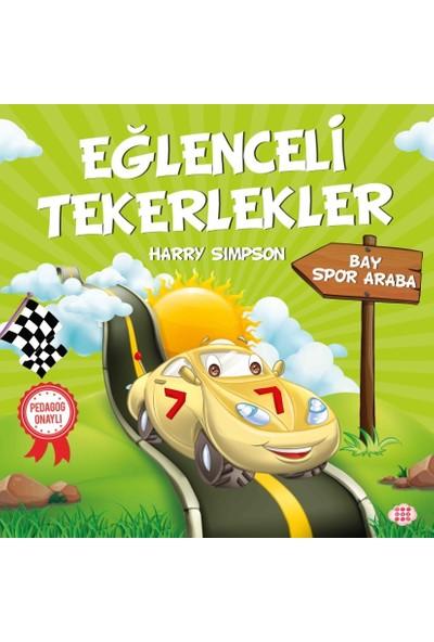 Eğlenceli Tekerlekler – Bay Spor Araba - Harry Simpson