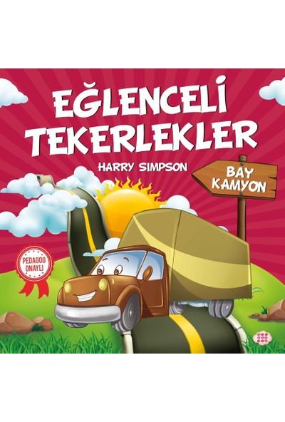 Eğlenceli Tekerlekler – Bay Kamyon - Harry Simpson