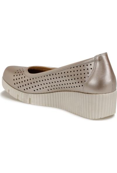 Polaris 161217.Z Altın Kadın Ayakkabı