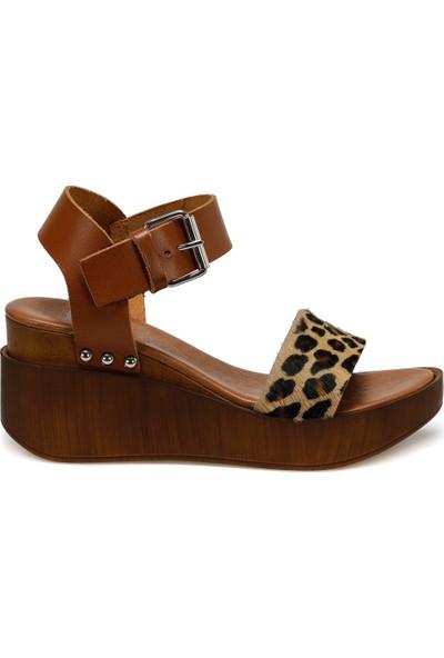 Butigo 20S-528 Taba Kadın Sandalet