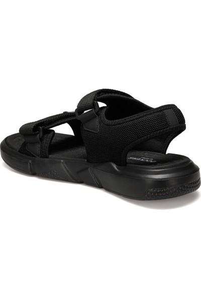 Dockers By Gerli 228650 Siyah Erkek Sandalet