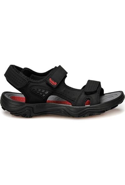 Dockers By Gerli 228653 Siyah Erkek Sandalet