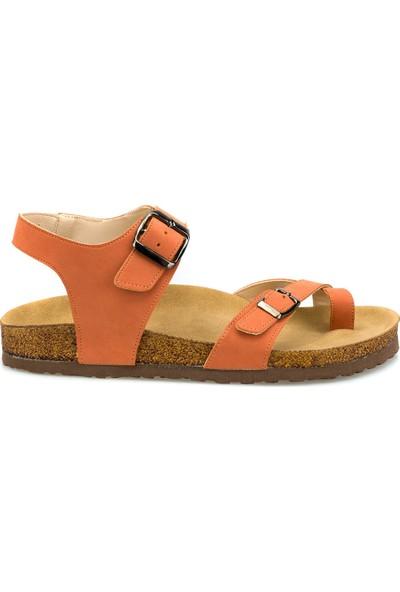 Polaris 315627.Z Somon Kadın Sandalet