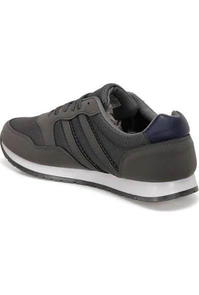 Polaris 356504.M Gri Erkek Spor Ayakkabı