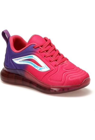 I Cool Bomb Fuşya Kız Çocuk Yürüyüş Ayakkabısı