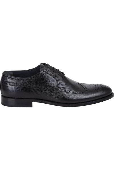 Kip Ayk-67 Erkek Klasik Ayakkabı Siyah