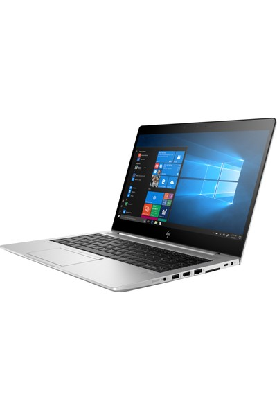 "HP ElitBook 840 G6 Intel Core i5 8265U 8GB 256GB SSD Windows 10 Pro 14"" FHD Taşınabilir Bilgisayar 6XD76EA"